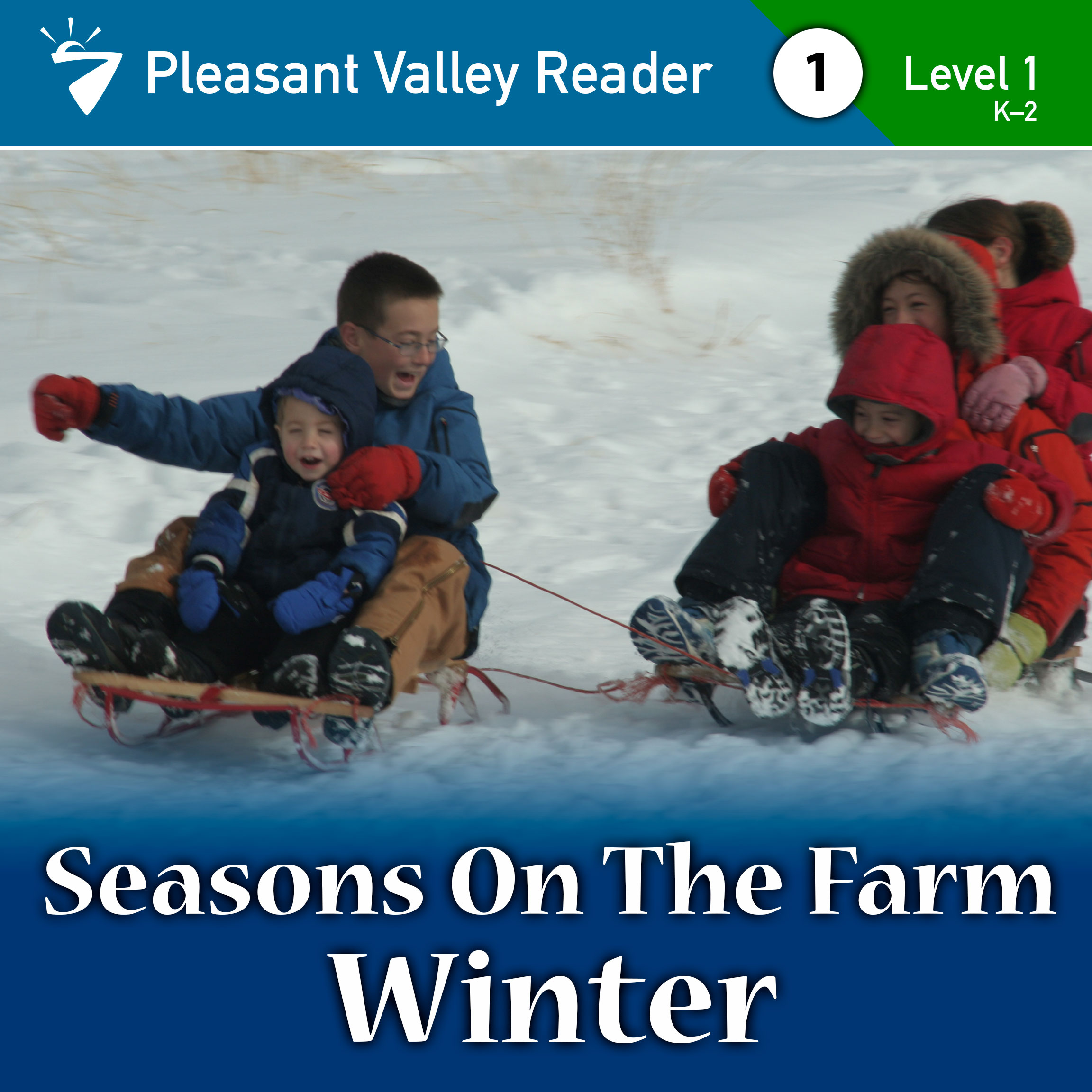 Seasons on the Farm: Winter