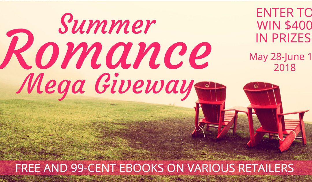 Summer Romance Reading Giveaway
